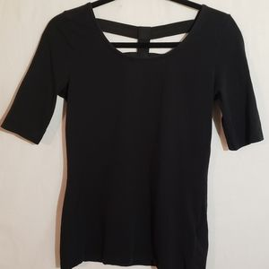 Divided black top.  A094